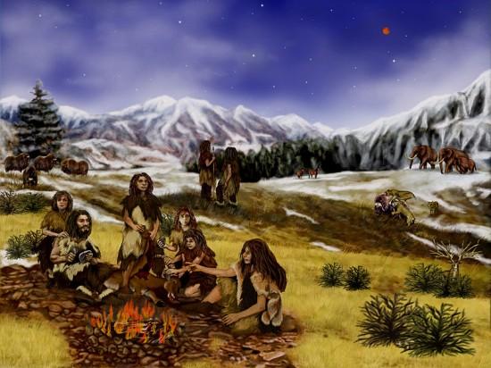 Neandertalczycy.