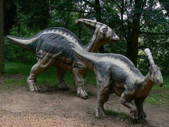 Dinopark Pilzno.