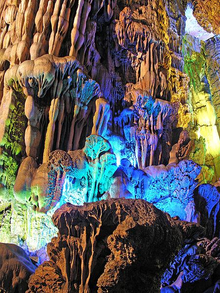 Jaskinia Trzcinowego Fletu.