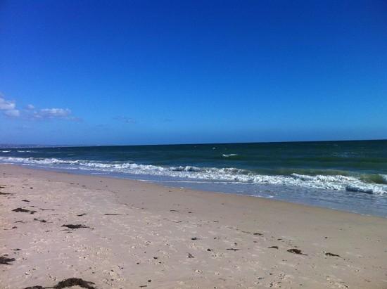 Wybrzeże Australii.