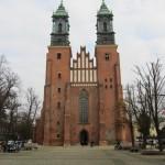 Katedra w Poznaniu.