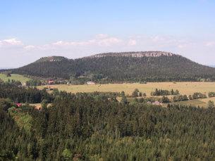 Jak powstały Góry Stołowe?