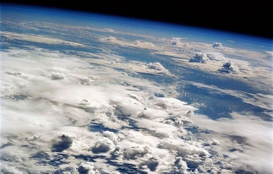 Atmosfera Ziemi.