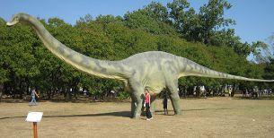 Problemy gastryczne dinozaurów przyczyną globalnego ocieplenia?