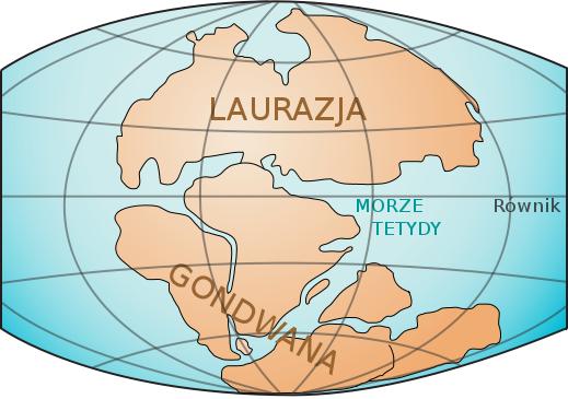 Pangea.
