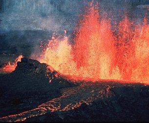 Gdzie tworzą się wulkany?