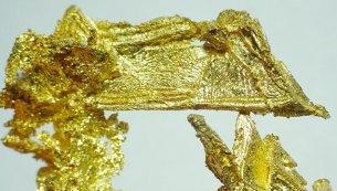 Do czego geologom przydaje się złoto?