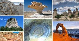 Najbardziej niesamowite atrakcje geologiczne. Zobacz jak powstały