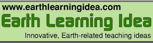 Earth Learning Idea - logo projektu.