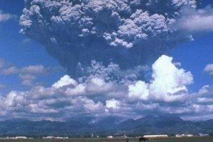 Największe erupcje wulkanów w czasach historycznych