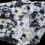 Skały - granitoid.