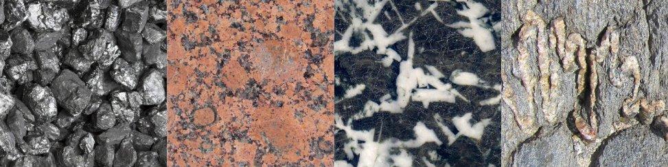 Warsztaty - nauka rozpoznawania polskich skał i minerałów.