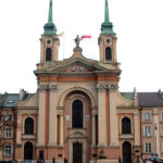 Katedra polowa Wojska Polskiego NMP Królowej Polski, Warszawa.