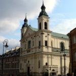 Kościół Ojców Paulinów pw. Ducha Świętego, Warszawa.