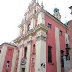 Kościół Matki Bożej Łaskawej, Warszawa.