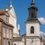 Kościół św. Jacka (oo. dominikanów), Warszawa.