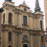 Kościół pw. Stygmatów św. Franciszka Serafickiego, Warszawa.