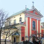 Kościół Przemienienia Pańskiego (ojców kapucynów), Warszawa.