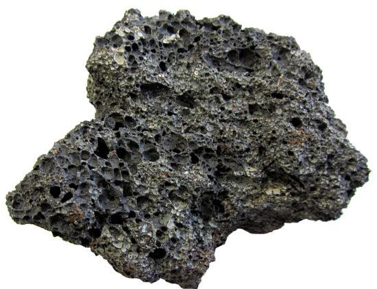 Scoria - skala piroklastyczna.