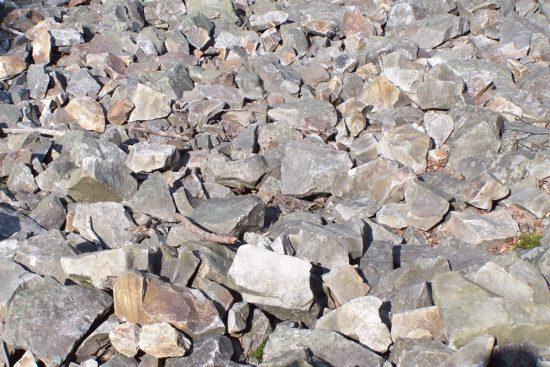 Piaskowce kwarcowe górnego kambru budują główne pasmo Gór Świętokrzyskich, a także tworzą gołoborza.